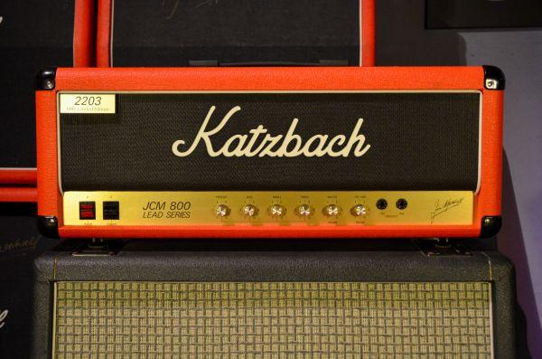 JCM 800 2203 1995 LTD Red